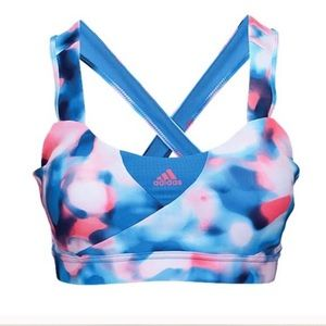 Adidas Supernova Padded Sports Bra